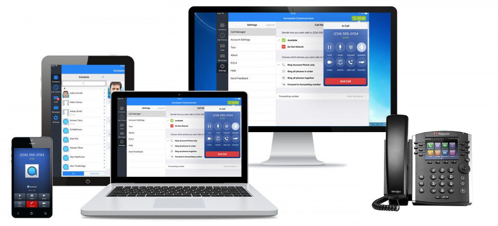 AirePBX Cloud Business Phone System